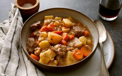Savory Instant Pot Beef Stew