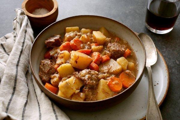 Savory Instant Pot Beef Stew