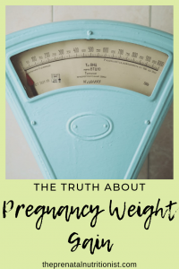 Eating For Two: Gestational Weight Gain