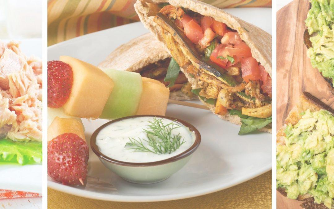 Healthy Pregnancy Lunch Ideas For Work